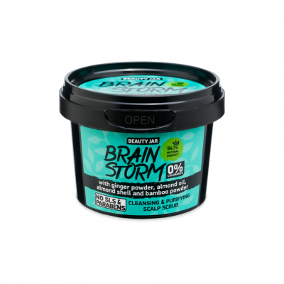 Beauty Jar Brain Storm Kopfhautpeeling