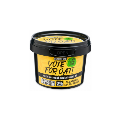 Beauty Jar vote for oat